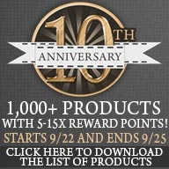 10th Anniversary!!