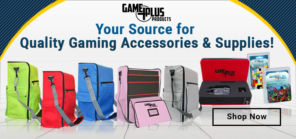 Game Plus Products!