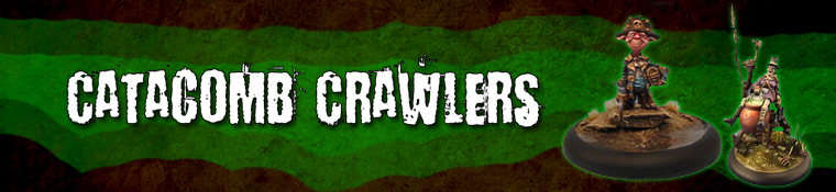 Malifaux Catacomb Crawlers