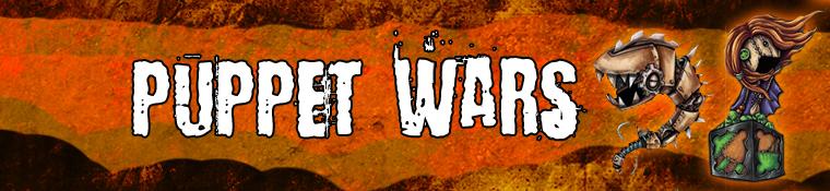 Malifaux Puppet Wars
