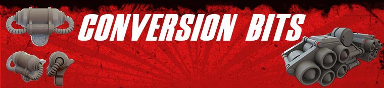Secret Weapon Conversion Bits