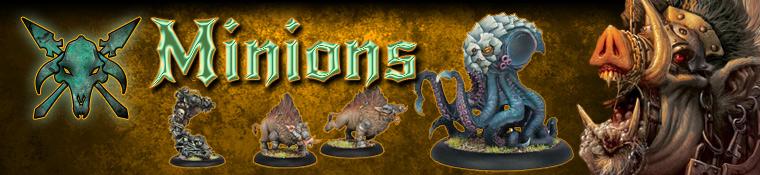 Hordes Minions
