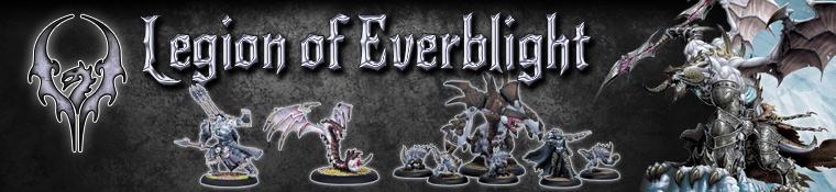 Hordes Legion of Everblight