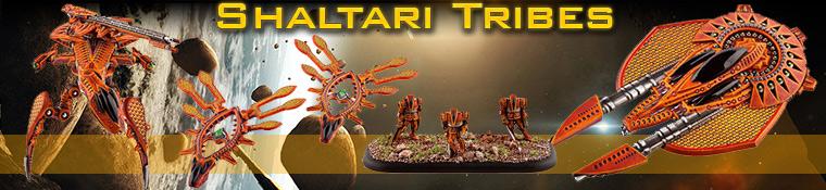 DropZone Commander Shaltari Tribes