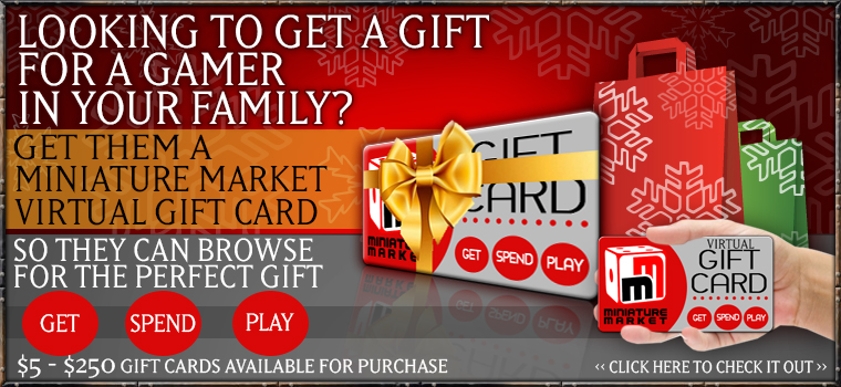 Virtual Gift Cards make great gift ideas!