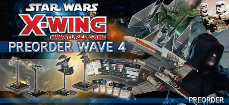 star wars wave 4 preorder