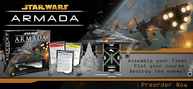 Star Wars Armada!!
