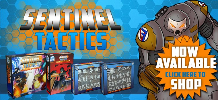 Sentinel Tactic Products!!