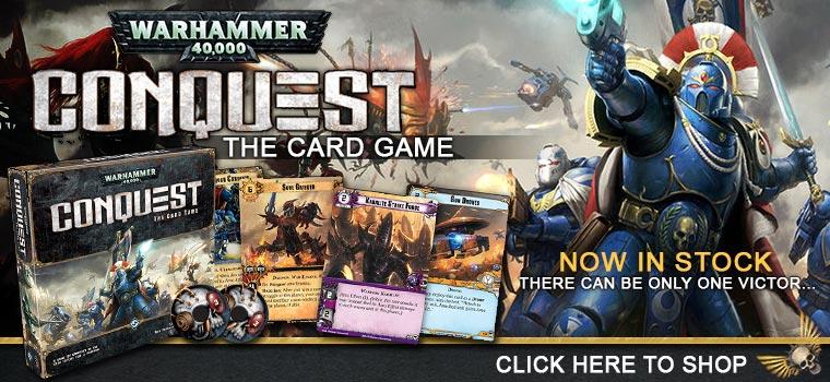 Warhammer Conquest!!
