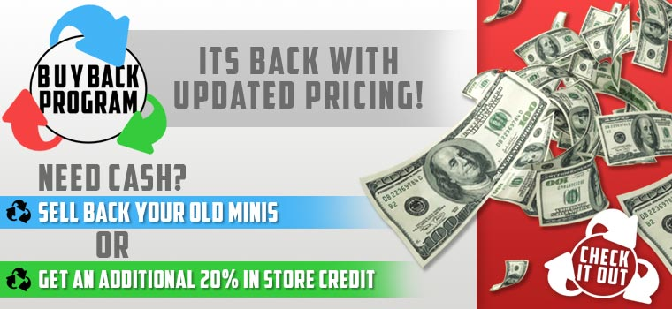 Buy Back is Back!!!