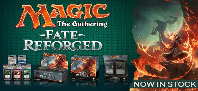 Magic The Gathering Fate Reforged