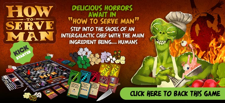 How to serve Man!!
