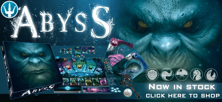 Abyss In Stock Now!!!!