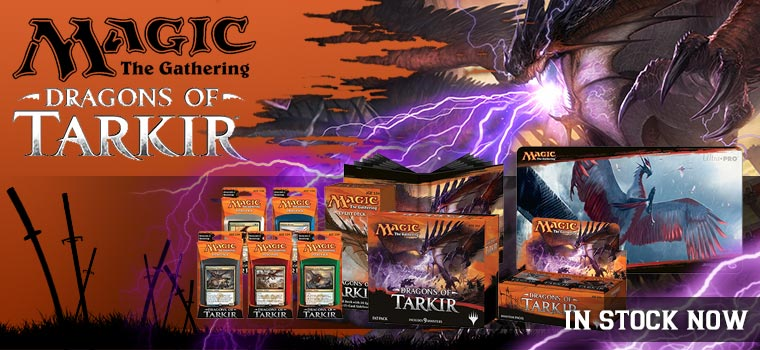 DnD DRAGONS OF TARKIR