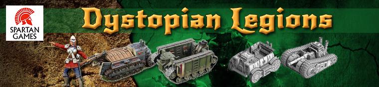 Spartan - Dystopian Legions