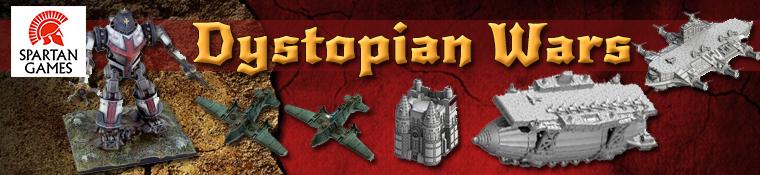Spartan - Dystopian Wars
