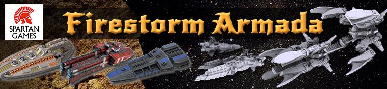 Spartan - Firestorm Armada