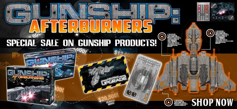Gunship Afterburners!!