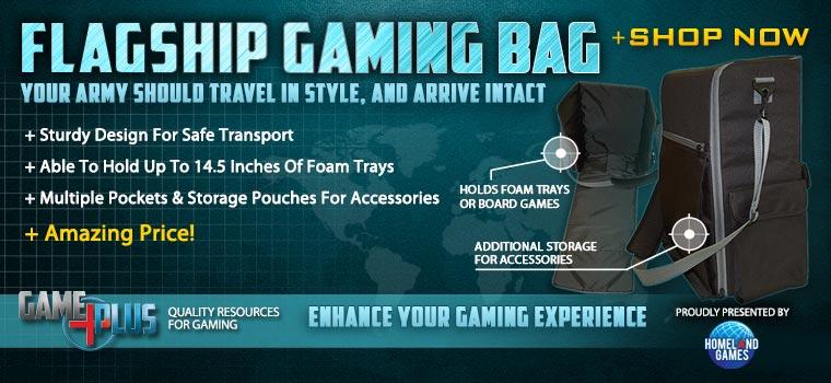 Homeland-games Flagship bag!!