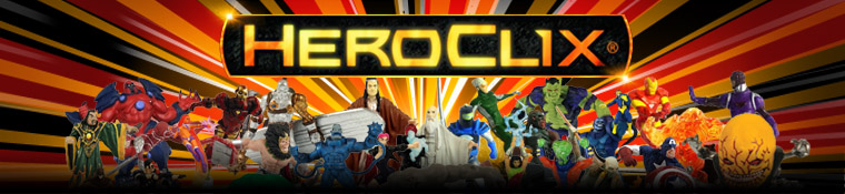 HeroClix Singles