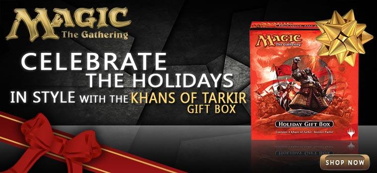 Magic Holiday Gift Box