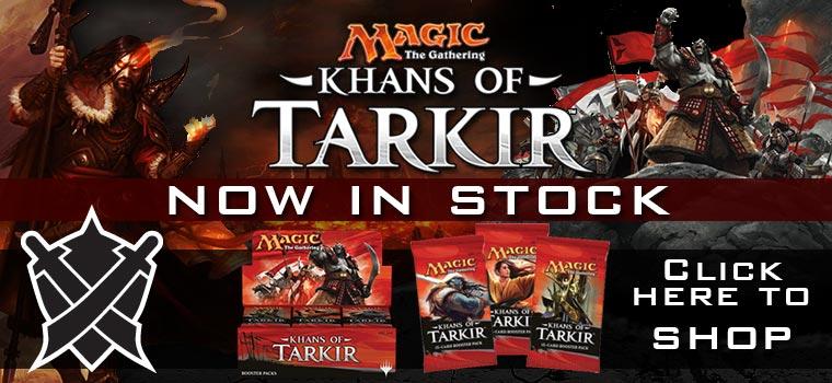 MTG Khans of Tarkir!!