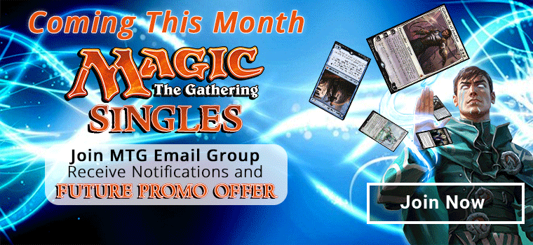 Magic The Gathering Email List!
