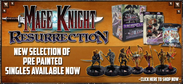 Mage Knight Ressurection