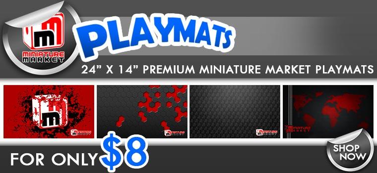 MM playmats