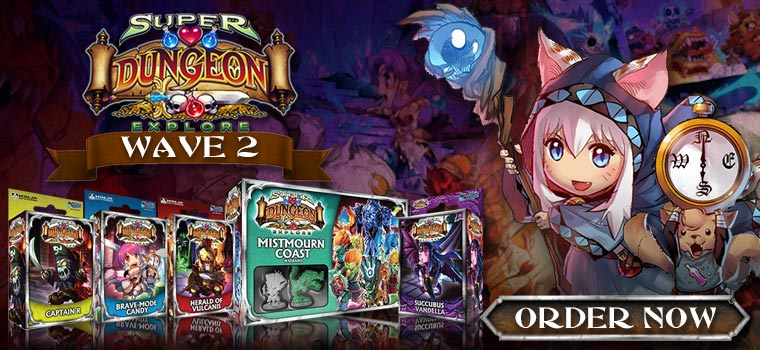 Super Dungeon Explore!!