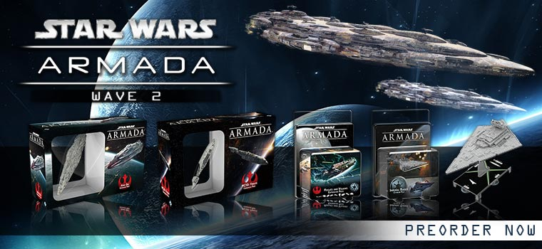 Star Wars Armada!!