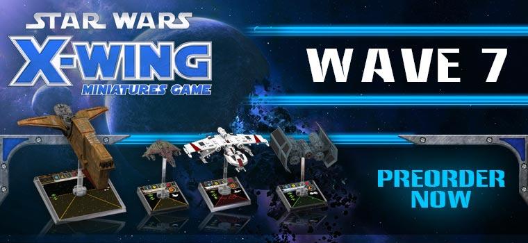 Star Wars Wave 7