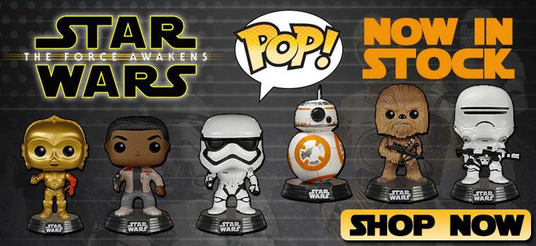 Funko Star Wars Pop