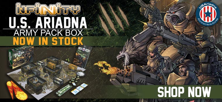 Ariadna Army pack