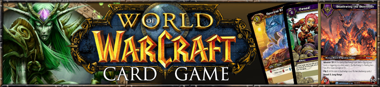 World of Warcraft - Card Game