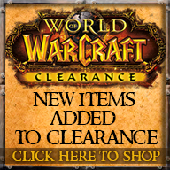 New Selection of Wow in Clearance!!