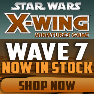 Star Wars Wave 7