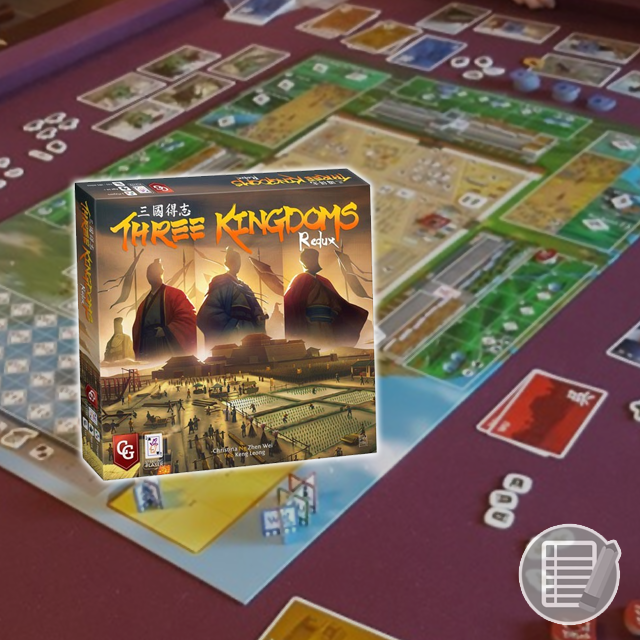 Three Kingdoms Redux Review