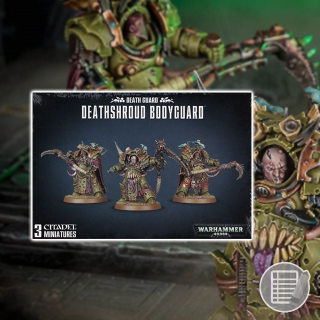 Deathshroud Bodyguard Review