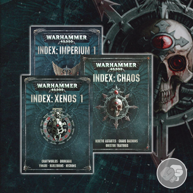Warhammer 40K 8th Edition Indexes Review