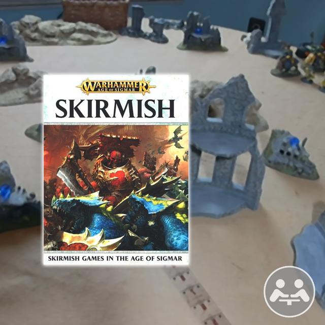 Warhammer Age of Sigmar: Skirmish Playthrough