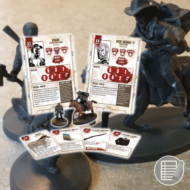 The Walking Dead: All Out War – Boosters Review