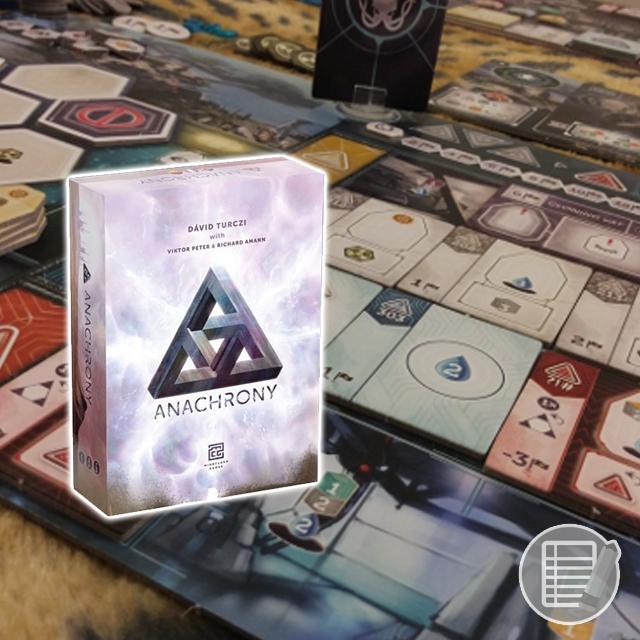 Anachrony Review
