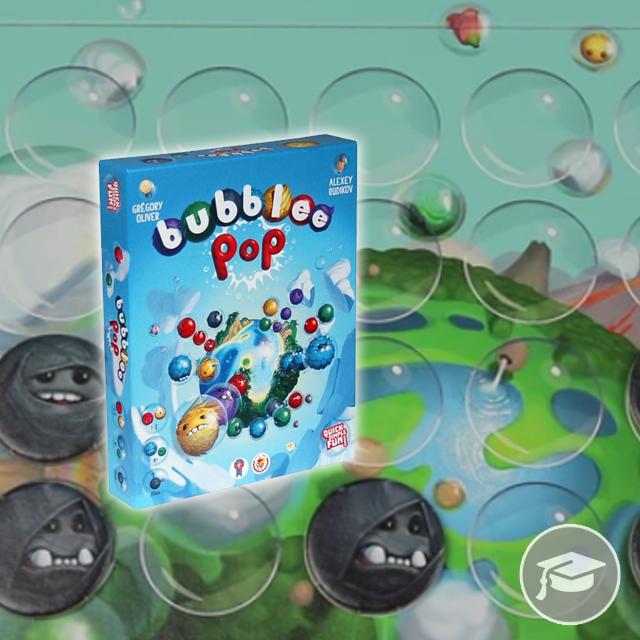 Bubblee Pop Rules School