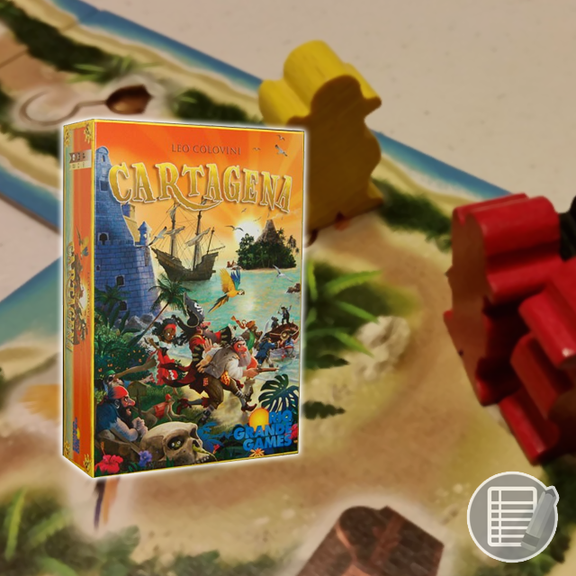 Cartagena (2nd Edition) Review