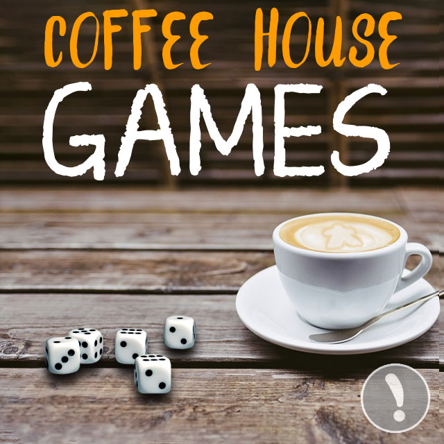 Coffee House Games