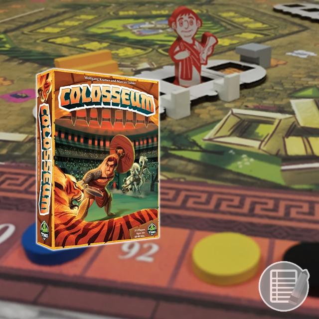 Colosseum: Emperor's Edition Review