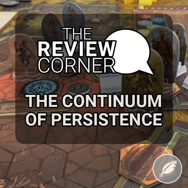 Editorial - The Continuum of Persistence