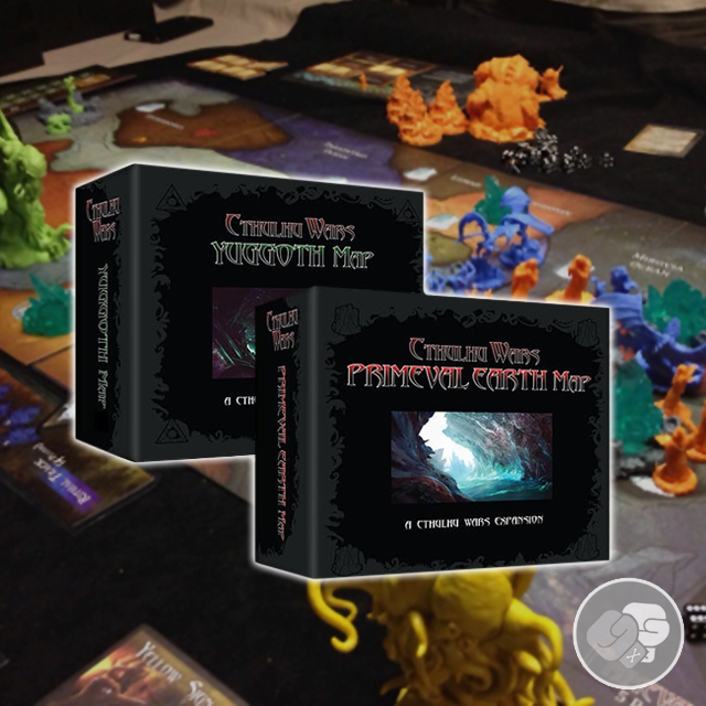 Cthulhu Wars Expansions Review Part 2