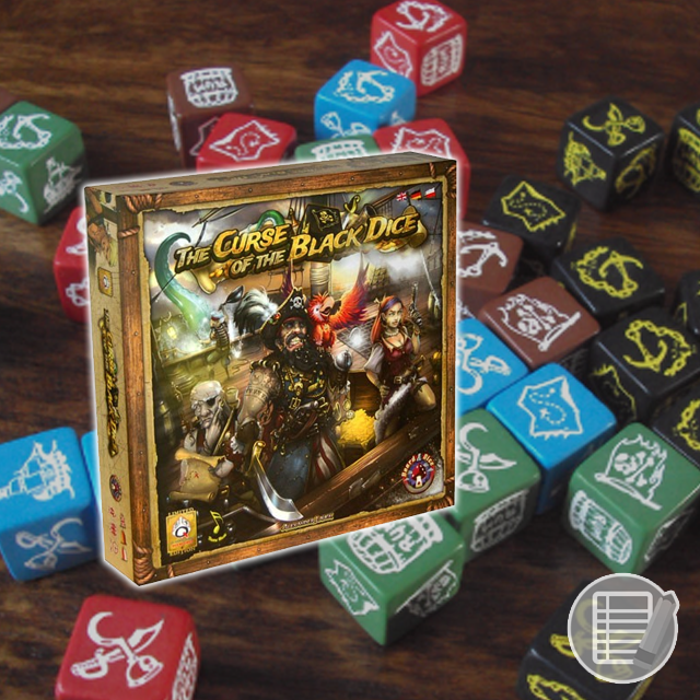 Curse of the Black Dice Review